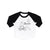 Miffy x Kira Bike SF Raglan T-shirt, Black and White