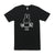 Miffy Artist T-shirt, Black | Unisex Adult