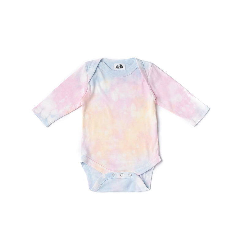 Shave Ice Long Sleeve Onesie