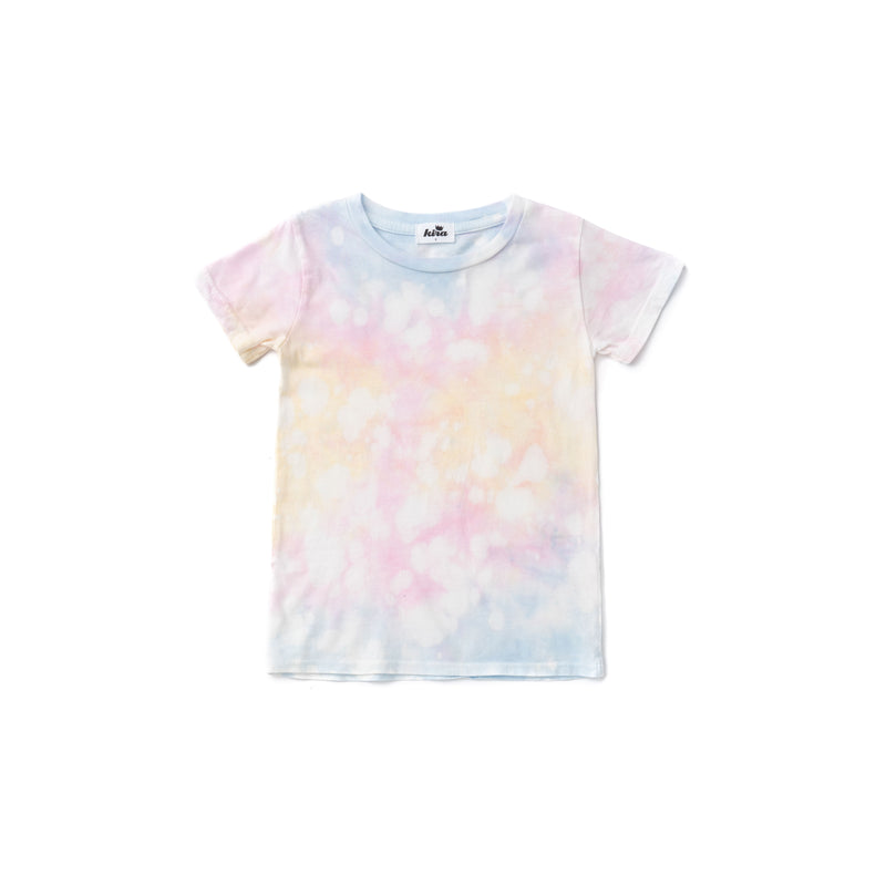 Shave Ice Tie Dye Short Sleeve T-shirt