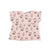 Boba Print Boxy Top, Powder Pink