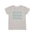 Aloha Graphic Short Sleeve T-shirt, Light Grey