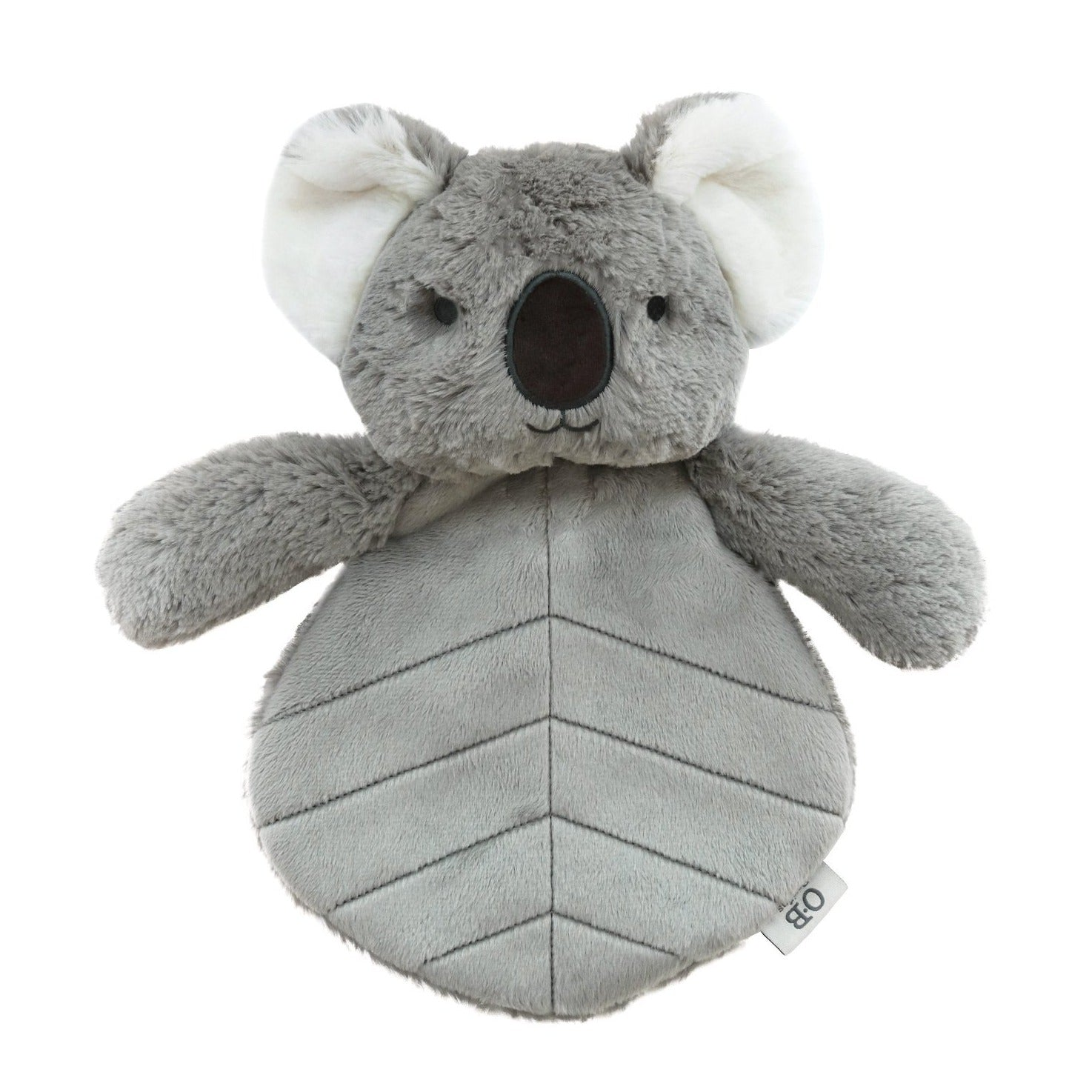 O.B. Designs: Grey Koala Baby Lovey