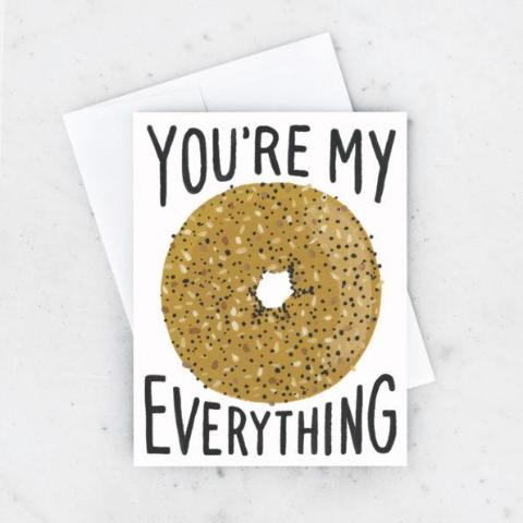 Idlewild Co: You're My Everything Card