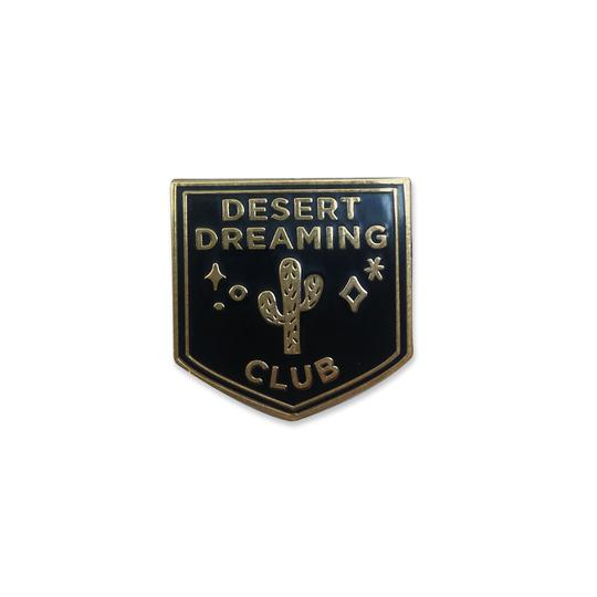 Paper Parasol Press: Desert Dreaming Lapel Pin