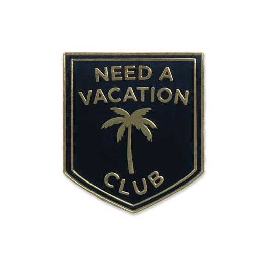Paper Parasol Press: Need a Vacation Club Pin