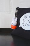 Cool Decor Company: Miffy Keychain, Red