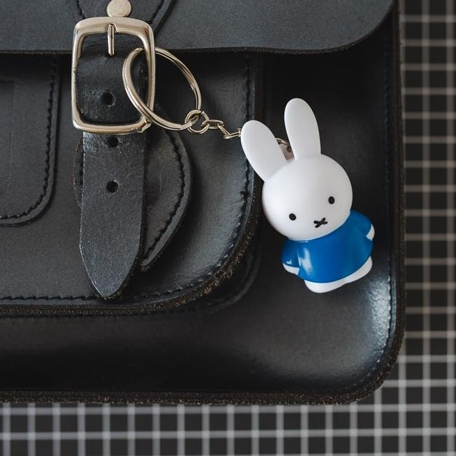 Cool Decor Company: Miffy Keychain, Blue