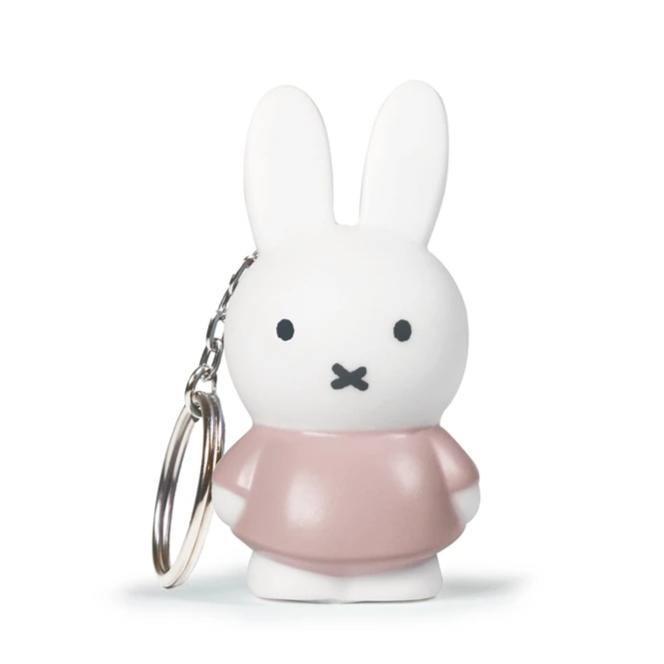Cool Decor Company: Miffy Keychain, Soft Pink