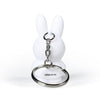 Cool Decor Company: Miffy Keychain, White