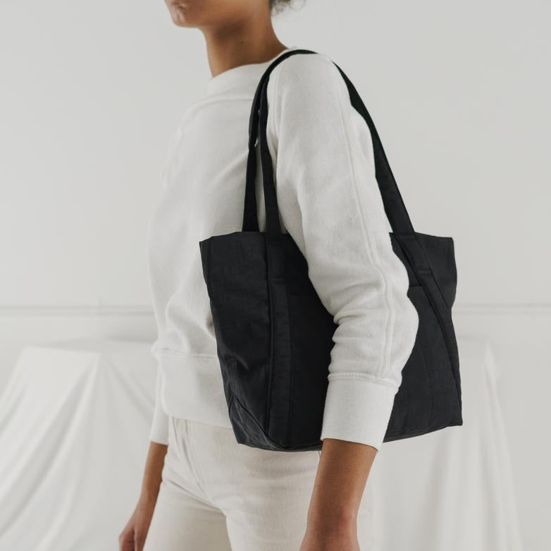 Baggu: Mini Cloud Bag - Black