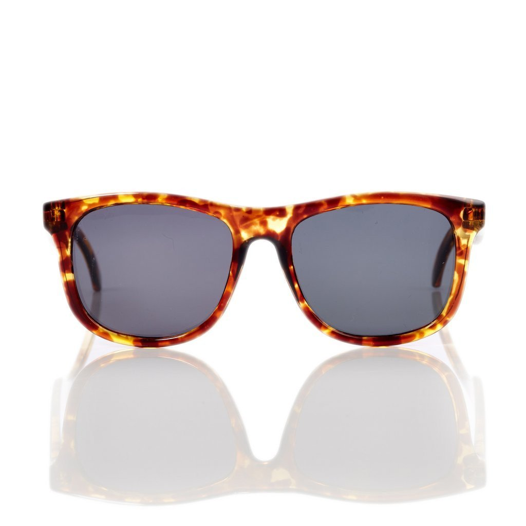 FCTRY: Polarized Baby Sunglasses, Golds - Tortoise