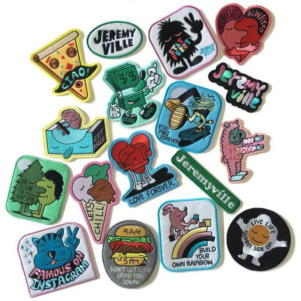 Jeremyville: Forever Always Patch
