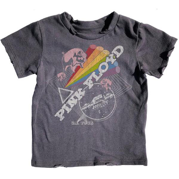 Rowdy Sprout: Pink Floyd Distressed Tee