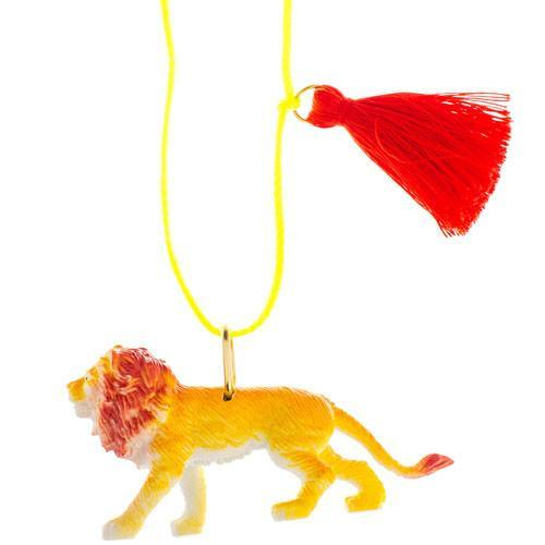 Little Lux: Lenny the Lion Necklace