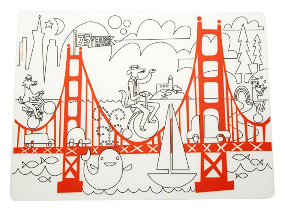 Modern-Twist: Mark-Mat Single - San Francisco