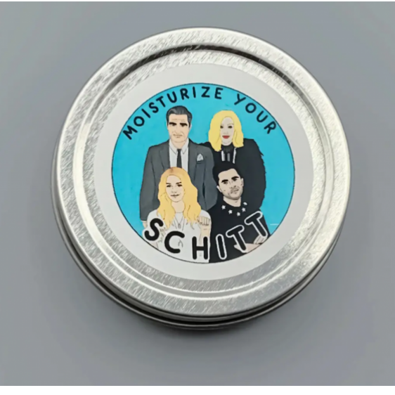 Citizen Ruth: Moisturize Your Schitt Lotion Tin