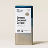 Raaka Chocolate: Summer Limited Batch 60% Lemon Coconut Cream