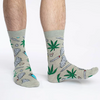 Good Luck Sock: Men's Stoned Marijuana Socks