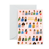 Carolyn Suzuki Goods: Friends are Family Card