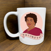 Citizen Ruth: Stacey Abrams Our Lady of Voting Mug