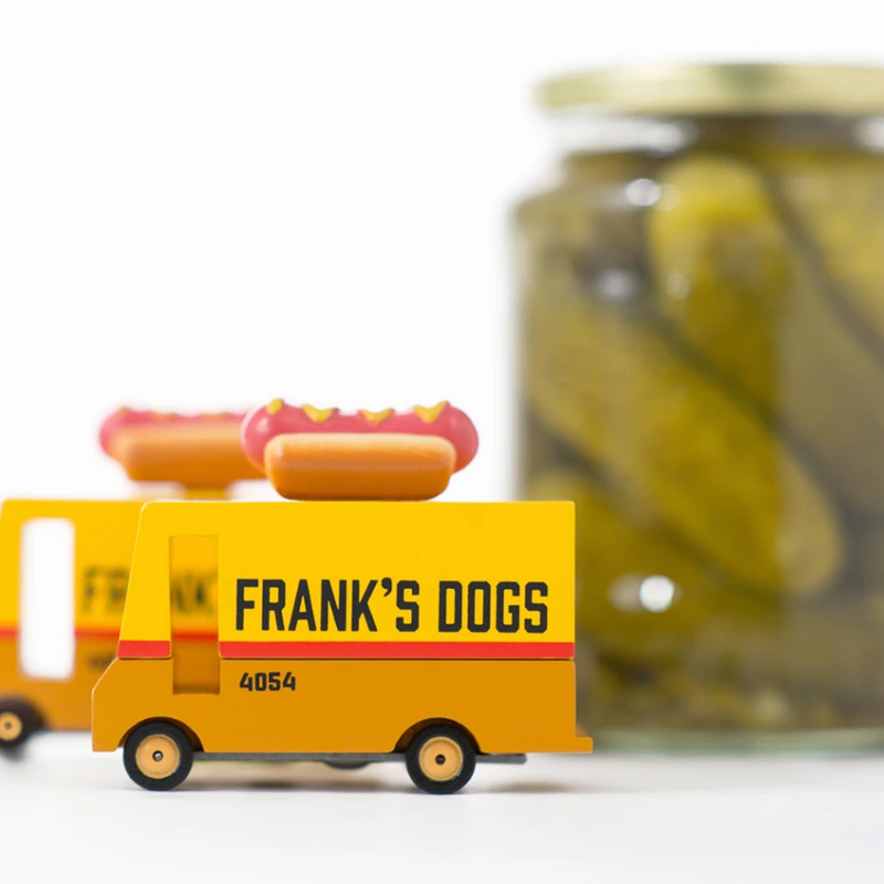 Candylab Toys: Hot Dog Van
