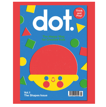 Dot: Vol 1, The Shapes Issue