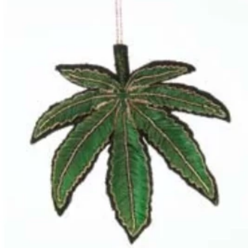 Cody Foster: Cannabis Ornament