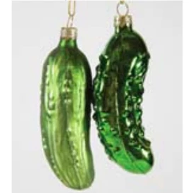 Cody Foster: Pickle Ornament
