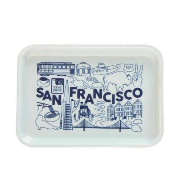 Maptote: San Francisco Small Tray