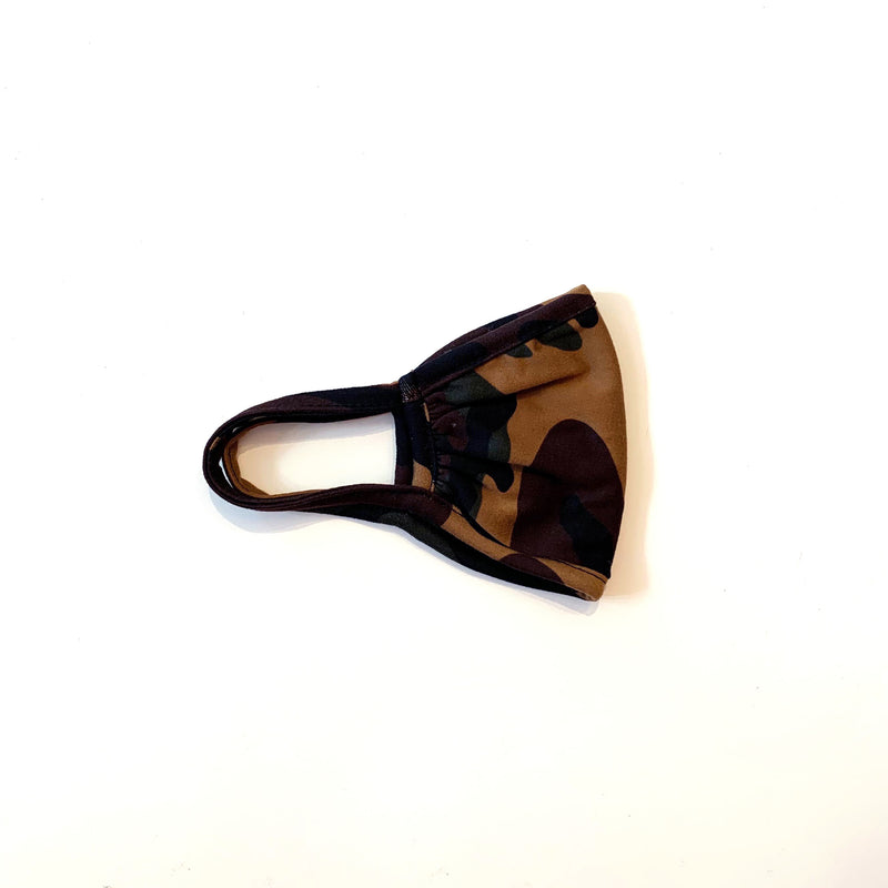 Kid Mask, Camo Brown