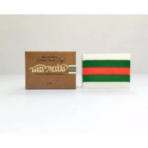 Wary Meyers: Italian Tomato Leaf Soap