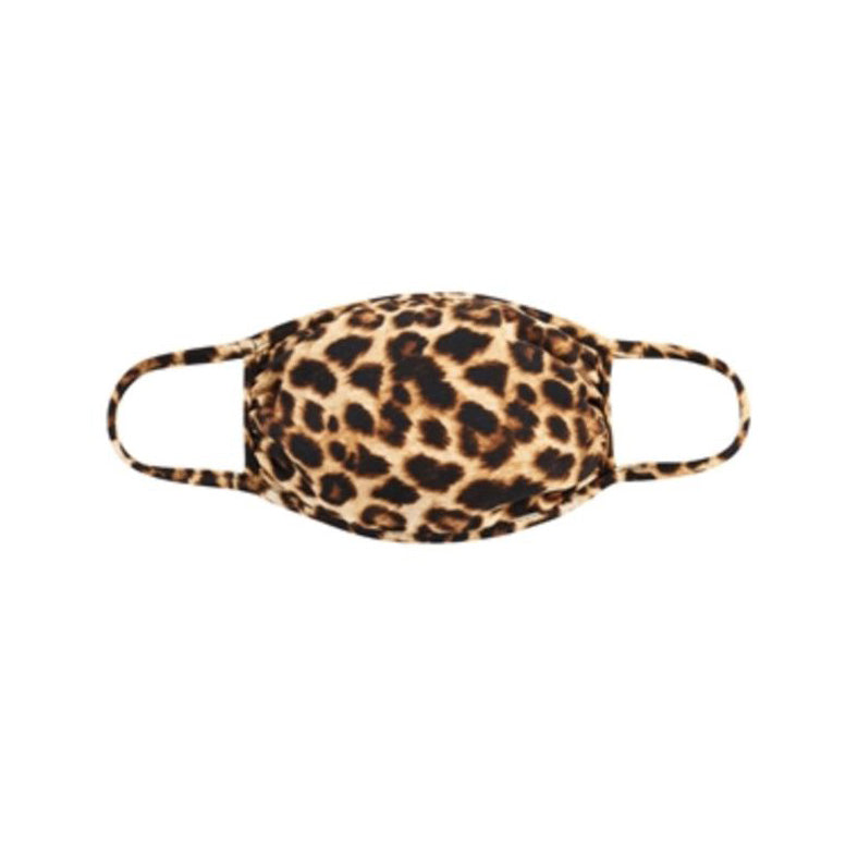 Youth Mask, Leopard Tan