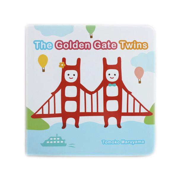 Tomoko Maruyama Design: The Golden Gate Twins Book
