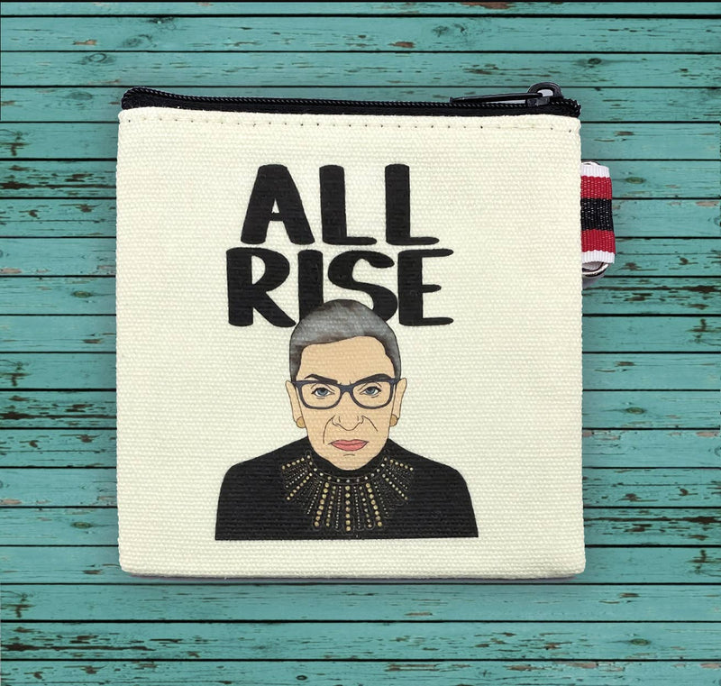Citizen Ruth: RBG All Rise Pouch