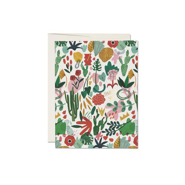 Red Cap Cards: Succulent Garden - Boxed Set