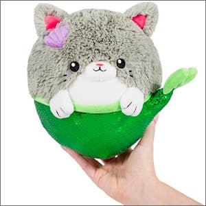 Squishable: Mini Squishable Mermaid Kitty
