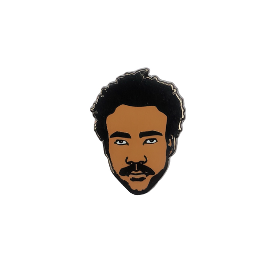 Good Dope Supply: Donald America Lapel Pin