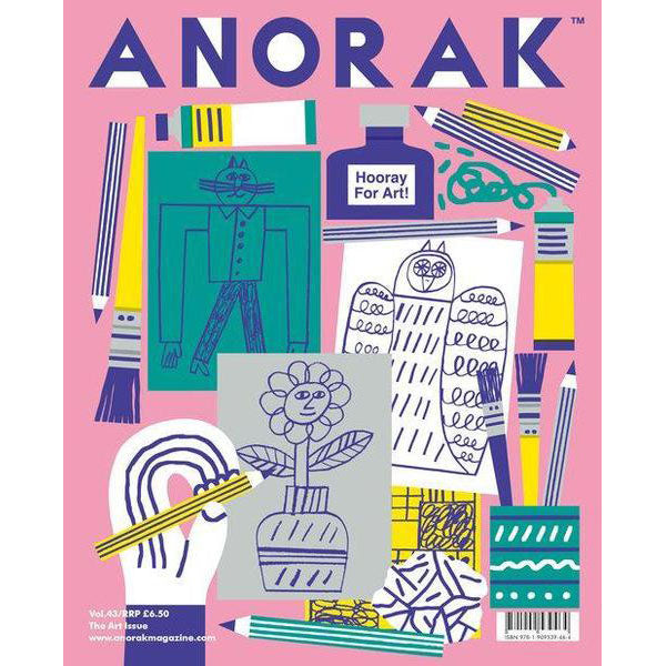 Anorak: Vol 43, Art