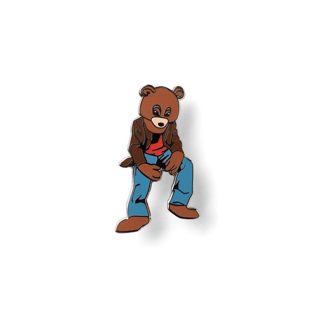 Good Dope Supply: Dropout Bear Lapel Pin