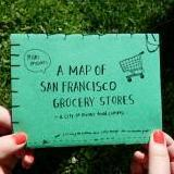 Mariko Eishin: A Map of San Francisco Grocery Stores