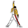 The Found: Die Cut Sticker - Posed Freddie Mercury