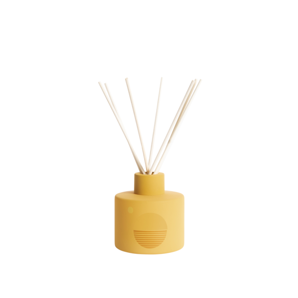 P.F. Candle Co.: Golden Hour Sunset Reed Diffuser