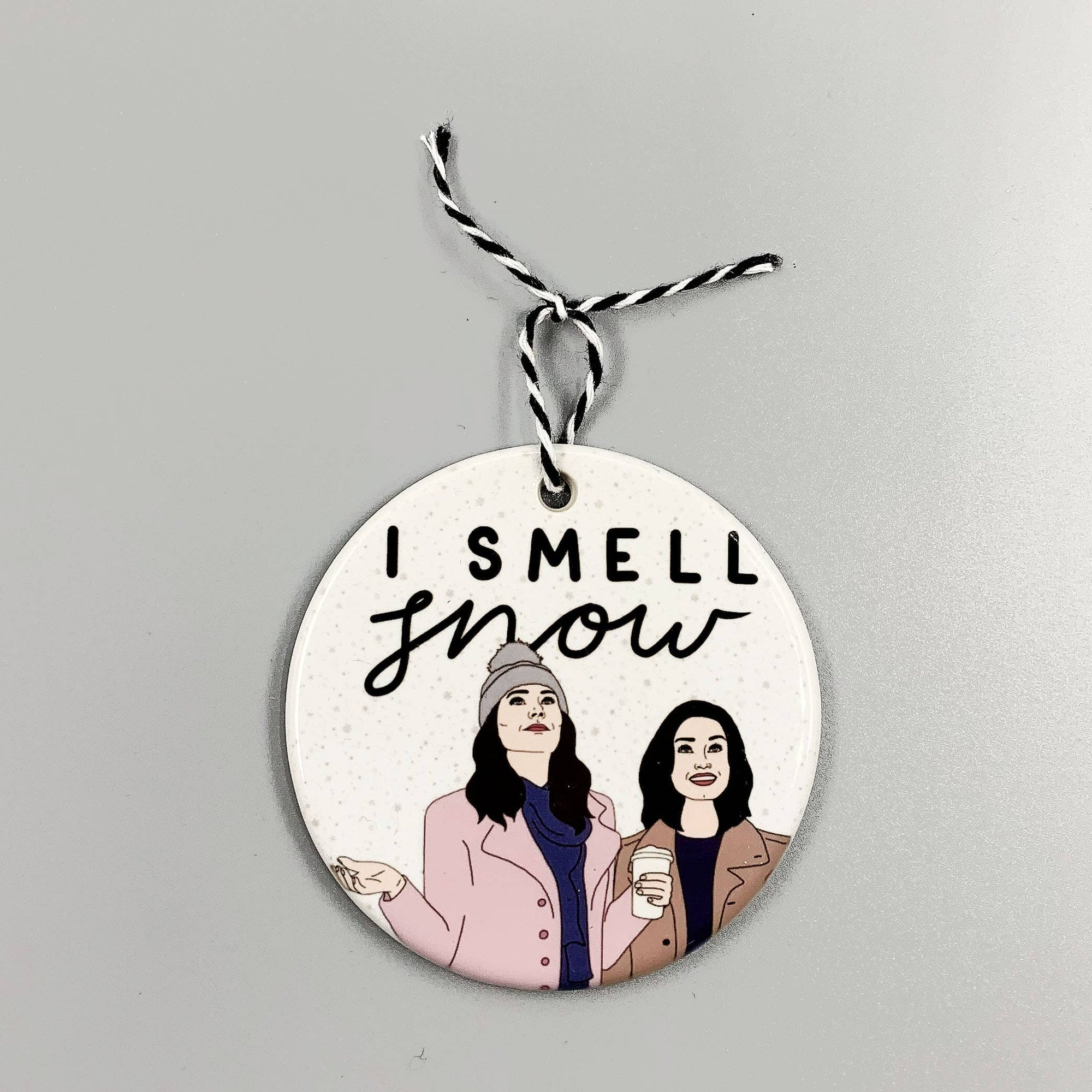 Citizen Ruth: Gilmore Girls Ornament