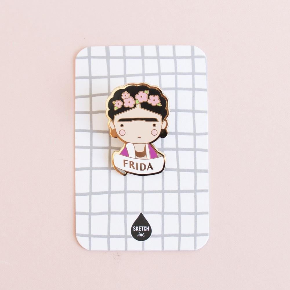 Sketch Inc: Frida Brooch