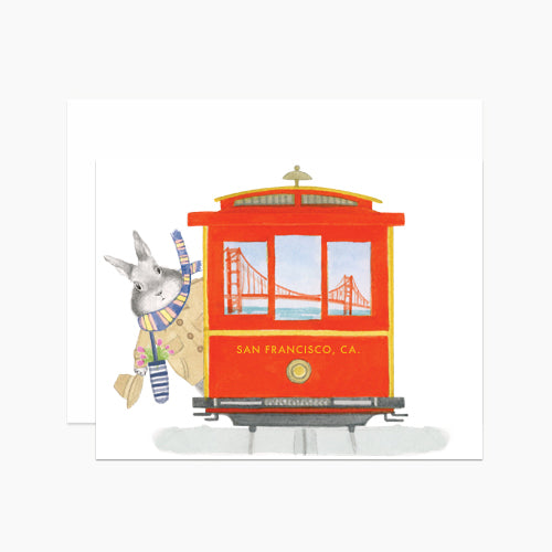 Dear Hancock: SF Trolley, Box of 6