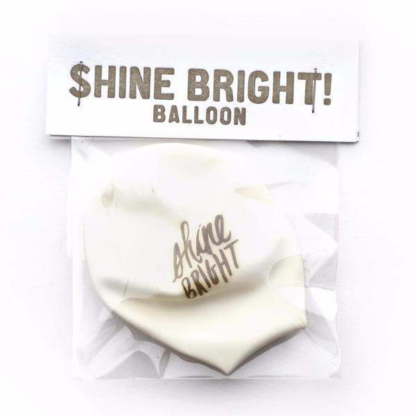 "Thimblepress: Shine Bright 11"" Balloon"