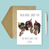 Party Mountain Paper Co.: Migos Bad and Boujee Birthday Card