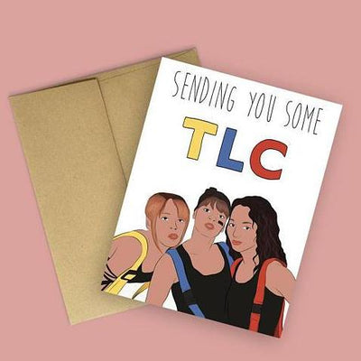 Party Mountain Paper Co.: TLC Birthday Card