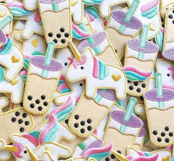 Design + Happiness: Unicorn Patch